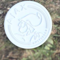 Descargar diseños 3D gratis Ajax, posavasos para beber, IdeaLab