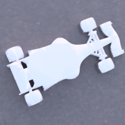 f1.png Download free STL file Formula 1 doorstopper • 3D printer object, IdeaLab