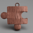 Download free STL file puzzle earrings, IdeaLab