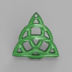 triquetra.png Download free STL file Triquetra • 3D printer model, IdeaLab