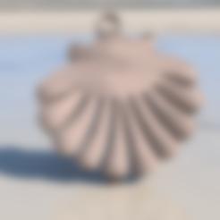 Descargar archivo 3D gratis Pendientes de concha de mar, IdeaLab