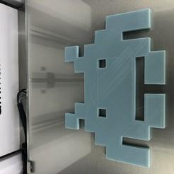 IMG_2406.jpg Télécharger fichier STL gratuit Les envahisseurs de l'espace : le crabe • Plan pour imprimante 3D, IdeaLab