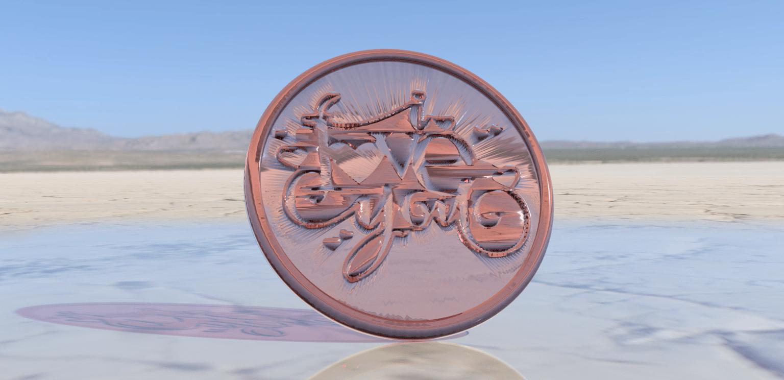 i love you 2.png Download free STL file I love you drinkcoaster • 3D print design, IdeaLab