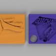 Télécharger plan imprimante 3D gatuit Je t'ai eu ! Porte-clés, IdeaLab