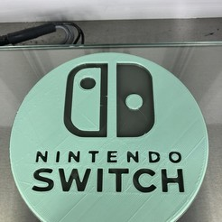 IMG_3708.jpg Download free STL file Nintendo Switch drinkcoaster (pair) • 3D printer template, IdeaLab