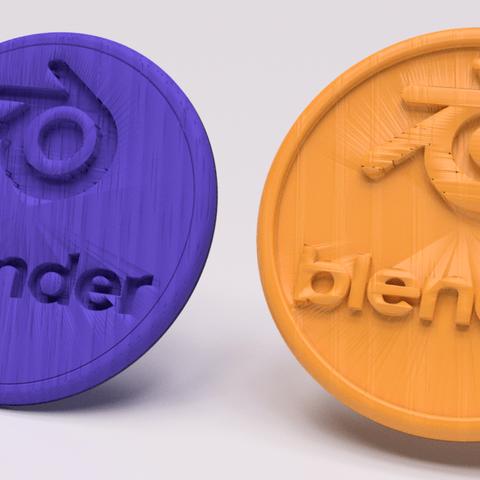 Fichier 3D gratuit Ensemble de sous-verres pour mixeur, IdeaLab