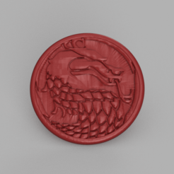 dragon.png Download free STL file Drinkcoaster ' dragon' • Template to 3D print, IdeaLab