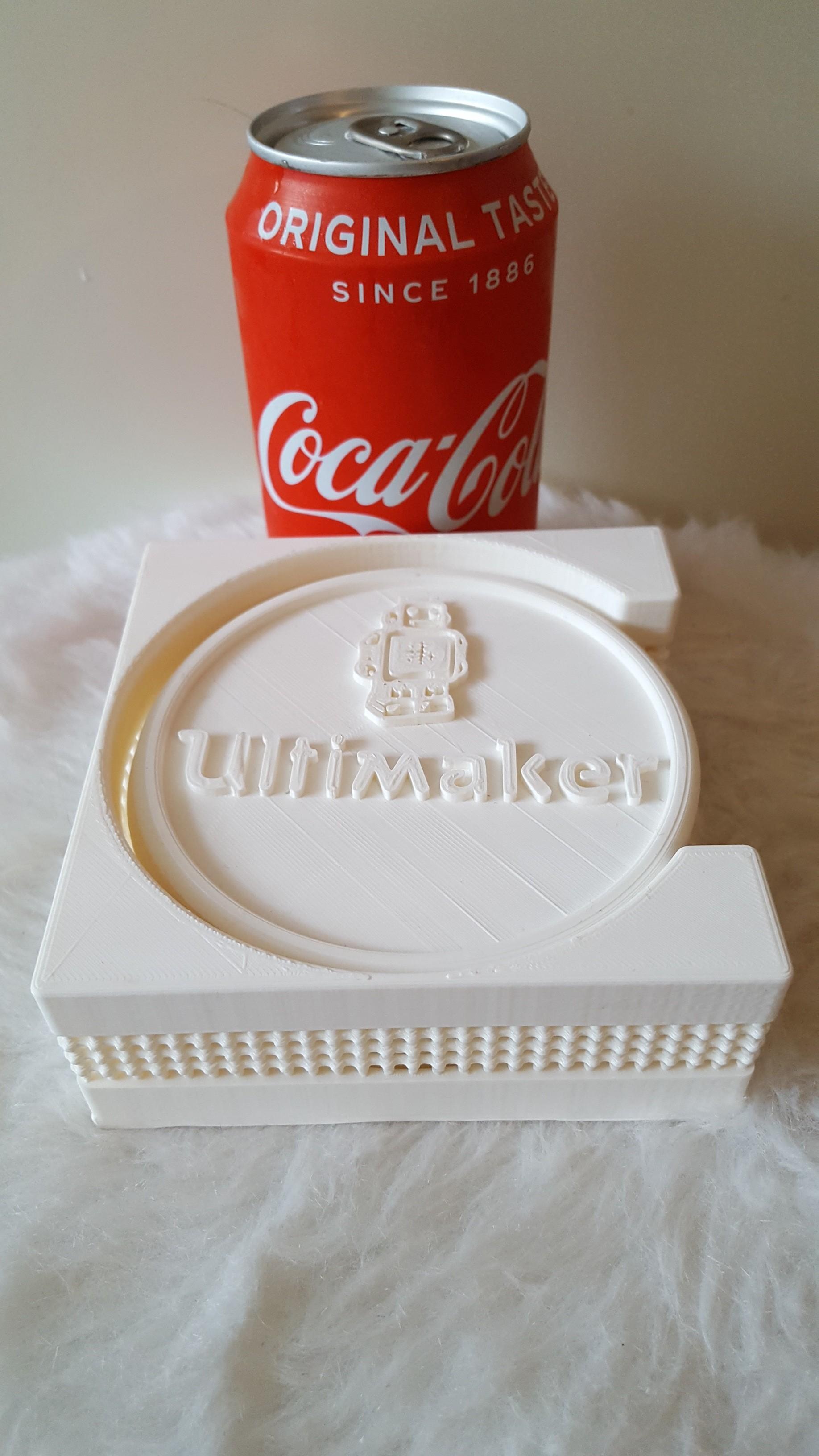 20190407_191234.jpg Download free STL file Coasterholder lattice pattern • 3D printer template, IdeaLab