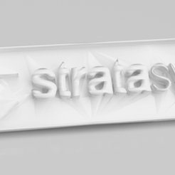 Download free 3D printer model Stratasys keychain, IdeaLab