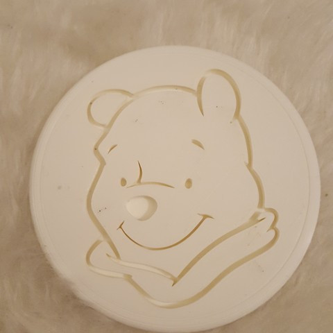 20190329_232656.jpg Télécharger fichier STL gratuit Winnie l'ourson en bocal (paire) • Plan pour imprimante 3D, IdeaLab