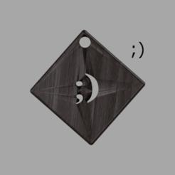 ;) final.png Download STL file Classy earrings:    ;) • 3D print model, IdeaLab