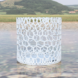 Multi purpose storage container.png Download free STL file multi purpose storage container (with voronoi pattern)  • 3D printing template, IdeaLab