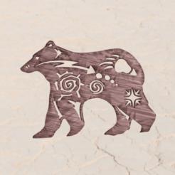 zuni bear v2.png Télécharger fichier STL gratuit Fétichisme de l'ours Zuni • Modèle à imprimer en 3D, IdeaLab