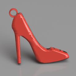 Descargar archivo 3D gratis Pendientes tacones altos, IdeaLab