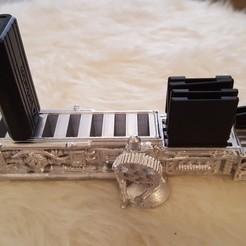 Free 3D model Steampunk USB Holder, IdeaLab