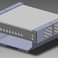 Version3.png Télécharger fichier STL Système de montage UniFi US-8-150W 3 • Plan pour imprimante 3D, bigrjsuto