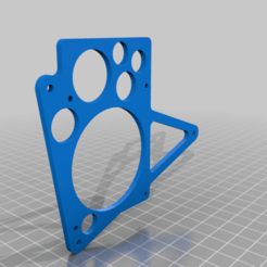 Rpi-Only-Support.png Download free STL file Ultimaker 2 Raspberry Pi support • 3D printer object, bigrjsuto