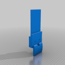 2ec67b5c5b611965e51653f089655723.png Download free STL file Sony Xperia XZ1 Charging Dock with clamp REVISED • 3D print model, bigrjsuto