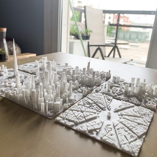IMG_3391-5.jpg Download free STL file Dubai, Burj Khalifa • Model to 3D print, robertbriac