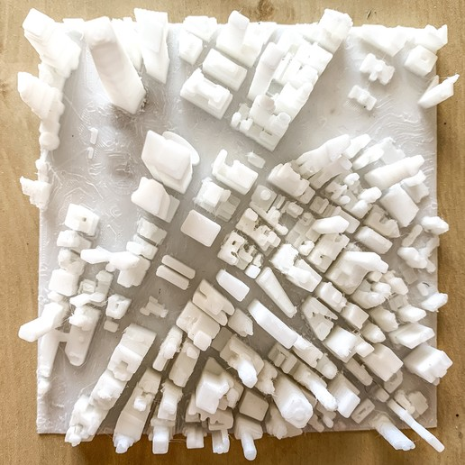 IMG_3050-10.jpg Download free STL file New York, Lower Manhattan • Model to 3D print, robertbriac
