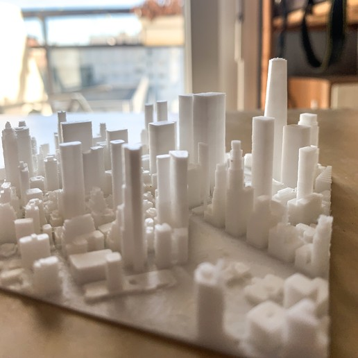 IMG_3052-12.jpg Download free STL file New York, Lower Manhattan • Model to 3D print, robertbriac