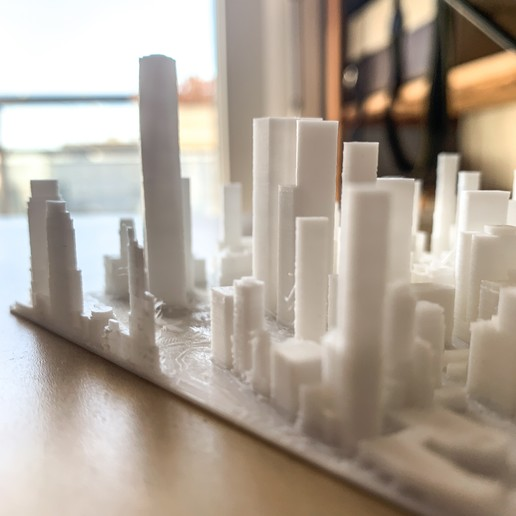 IMG_3051-11.jpg Download free STL file New York, Lower Manhattan • Model to 3D print, robertbriac