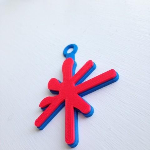 Télécharger objet 3D gratuit Porte-clés Mannequin Jacks, Yipcott