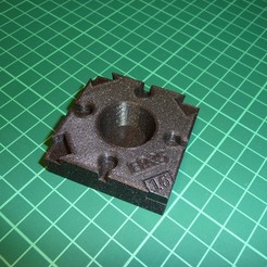 Download STL Modular ER25 Collet Tray, printing_bjoern