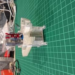 Descargar archivo 3D Hotend / Effector para Kossel / Delta Printer inc. BL Touch y Zesty Nimble, printing_bjoern