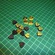 Modelos 3D para imprimir Inserto modular de tamaño de collar ER20, printing_bjoern