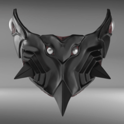 Download 3D model Bio Armor III Mask Fan Art, seberdra