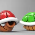 STL files Turtle Shell Fan Art for 3D print model, seberdra