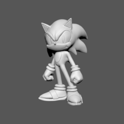 Download 3D printing templates Sonic Fan Art, seberdra