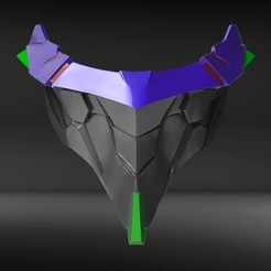 Download 3D printing templates UNIT 01 Custom Mask Fan Art, seberdra