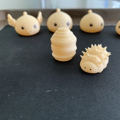 3D print files Fabre & Pupa Fan Art STL for 3DPrint, seberdra