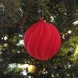 Download free 3D printer designs Another Christmas tree ornament, Boyvard