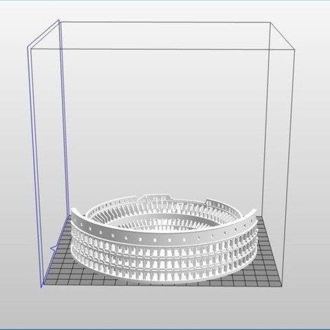 coleseum2_display_large.jpg Download free STL file Roman Colosseum Completley Detailed See The World • Object to 3D print, Boyvard