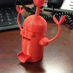 """Impresiones 3D gratis Amigo"""" de frutas 2000 de Penny-Arcade, Boyvard"""