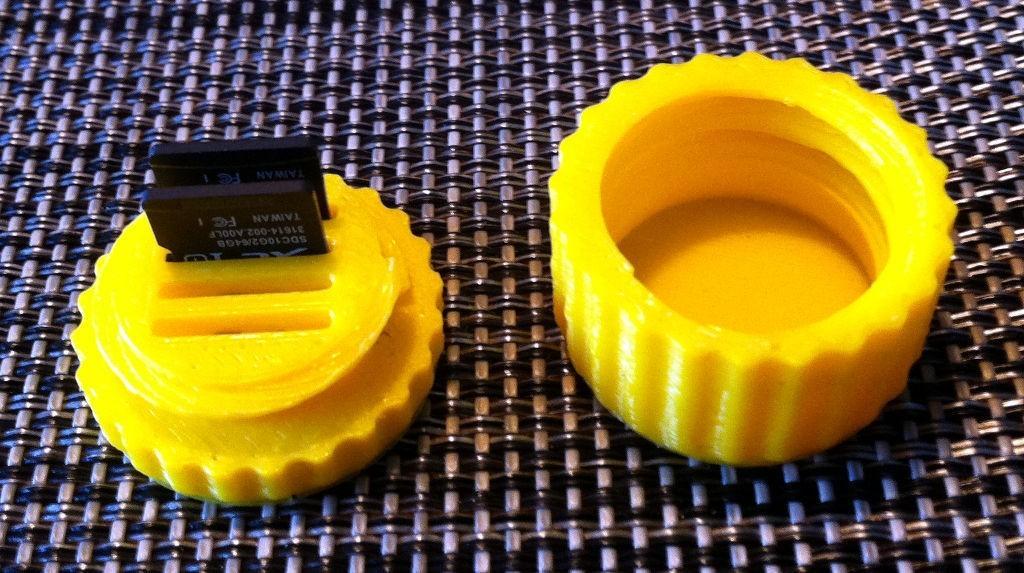 9b2d0d3b2b7f7daf7c77913765710809_display_large.JPG Télécharger fichier STL gratuit Mini Carte Micro SD Boîte arrondie • Objet pour impression 3D, Girthnath