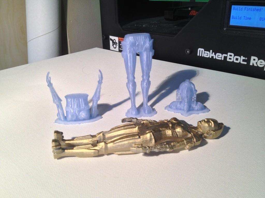 IMG_1842_display_large.jpg Download free STL file Metropolis Robot (Maria) with Rings • 3D printer design, Girthnath