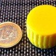 Free 3D printer model Mini Micro SD Card Rounded Box, Girthnath