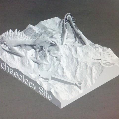 IMG_20140513_181635_388_display_large.jpg Télécharger fichier STL gratuit Site de fouilles Dino ! • Objet pour impression 3D, Girthnath