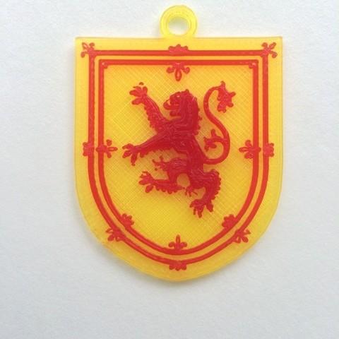 a634e01cb6029e60c357c62f96ab0722_display_large.JPG Download free STL file Shield of Scotland • 3D printing model, Girthnath