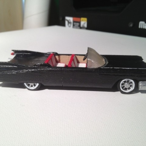 photo1_display_large.jpg Download free STL file 1959 Cadillac • Design to 3D print, Girthnath
