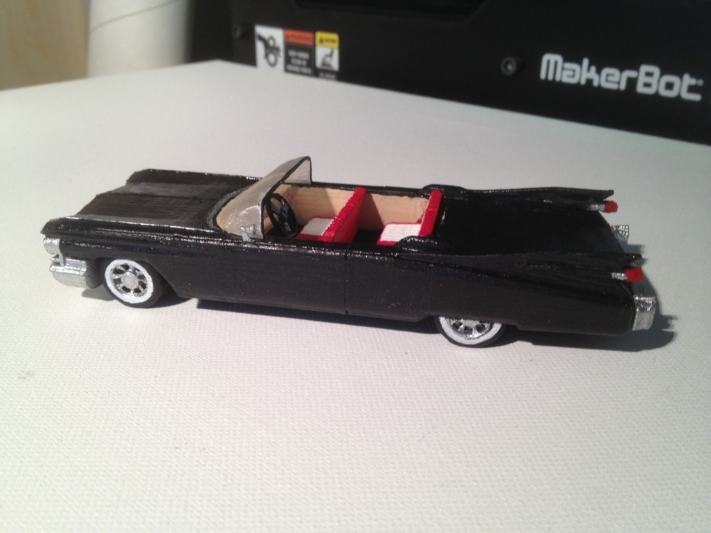photo2_display_large.jpg Download free STL file 1959 Cadillac • Design to 3D print, Girthnath