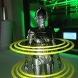 Download free 3D printing files Metropolis Robot (Maria) with Rings, Girthnath