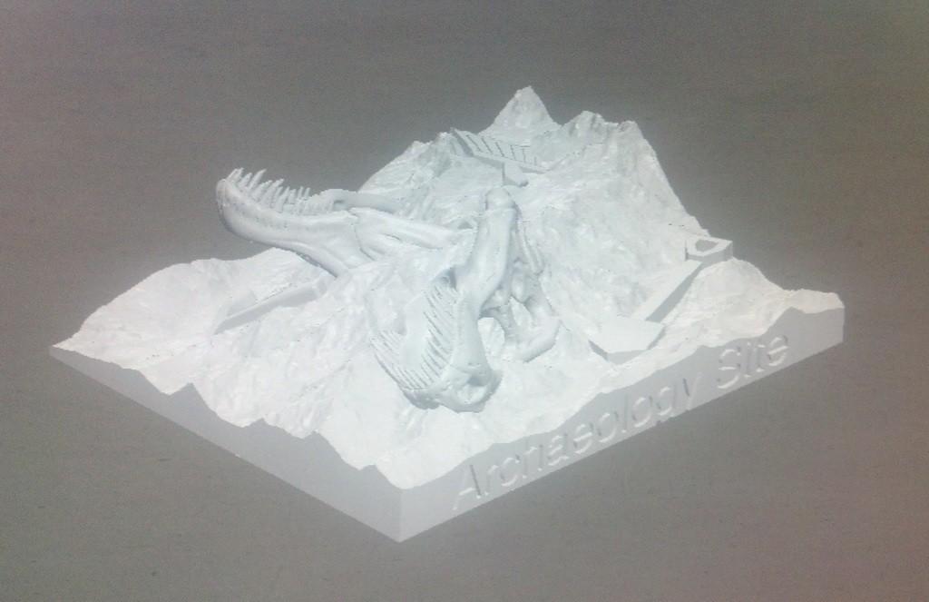IMG_20140513_182047_544_display_large.jpg Télécharger fichier STL gratuit Site de fouilles Dino ! • Objet pour impression 3D, Girthnath