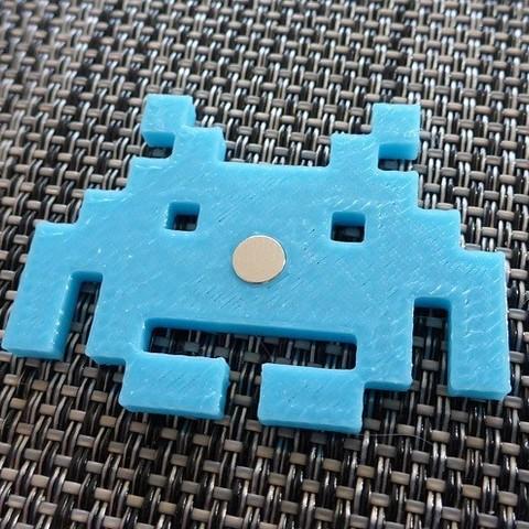 Télécharger fichier imprimante 3D gratuit PixelThings 8 bits, Girthnath