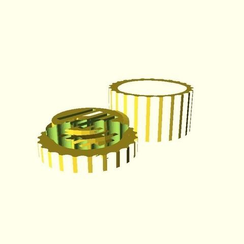 8846d11fea4dd4a50caa31cbefd557a1_display_large.jpg Download free STL file Mini Micro SD Card Rounded Box • 3D print template, Girthnath