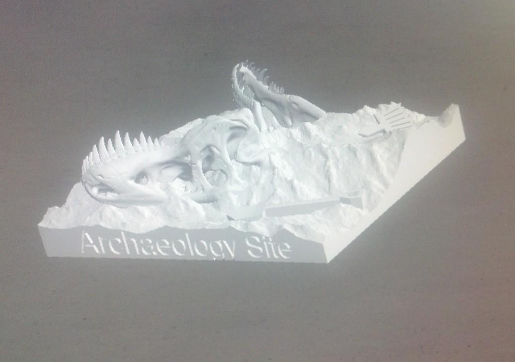 IMG_20140513_182200_367_display_large.jpg Télécharger fichier STL gratuit Site de fouilles Dino ! • Objet pour impression 3D, Girthnath